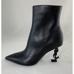 Brand new with box and dust bag YSL opyum booties